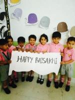 Baisakhi Celebration (Kindergarten)