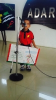 Poetry Recitation & Story Competition (Junior School)