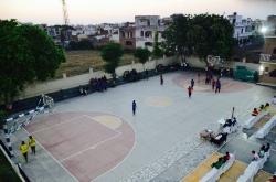 Day-Night Inter House Basketball Tournament